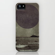 Purple storm iPhone (5, 5s) Slim Case