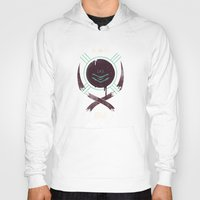 dead space Hoodies featuring Dead Space by Hector Mansilla