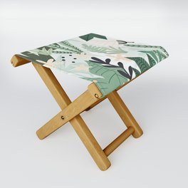 Into the jungle II Folding Stool