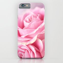 Softly, Tenderly... iPhone Case