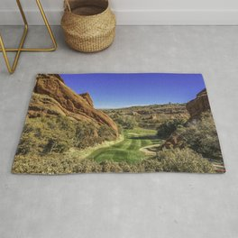 Arrowhead Golf Course Hole 13 Rug