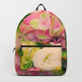 bridal bouquet Backpack