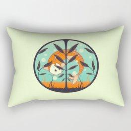 acquario Rectangular Pillow