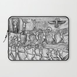 I Come in Peace Laptop Sleeve