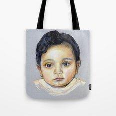 R-Portrait  Tote Bag