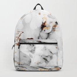 leaf marble Backpack