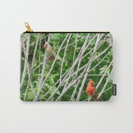 Cardinals two of a kind Carry-All Pouch