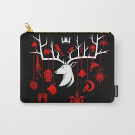 Stag-gered Houses - TF Version Carry-All Pouch