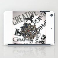pixel iPad Cases featuring Pixel by VERTIgO