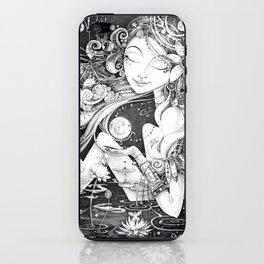 Ma Bella Luna iPhone Skin