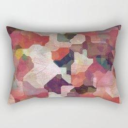 Aztec Vintage Pattern 08 Rectangular Pillow