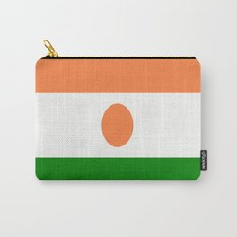 Flag of Niger Carry-All Pouch