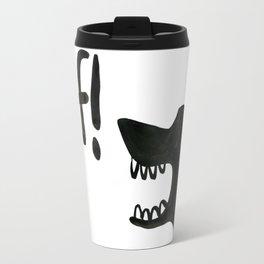 Arf! Travel Mug