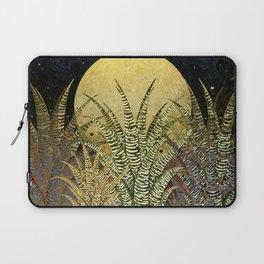"""Golden aloe Zebra midnight sun"" Laptop Sleeve"