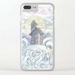 Letters from No One Clear iPhone Case