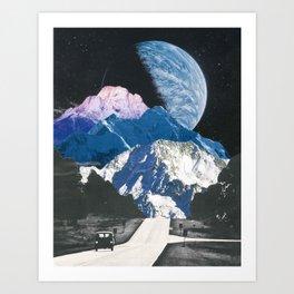 The World At Large Art Print