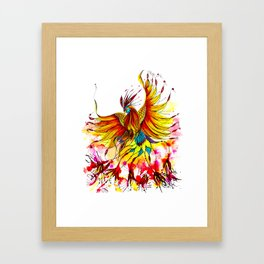 Fenix Framed Art Print