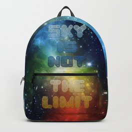Sky is not the Limit Backpack