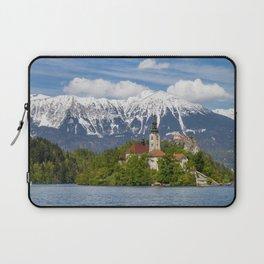 Bled Landscape Laptop Sleeve