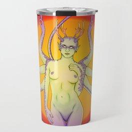 """Cerridwen Ianna"" Travel Mug"