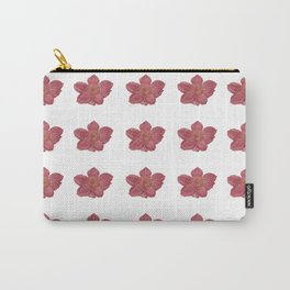 Blood lily pattern Carry-All Pouch