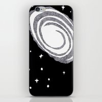 cosmic iPhone & iPod Skins featuring cosmic  by smurfmonster
