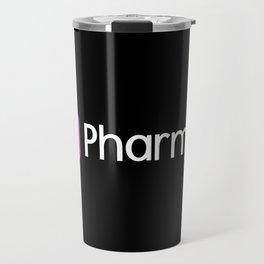 Pharm.D (Pink) Travel Mug