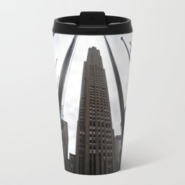 Once again in NYC, looking up Travel Mug