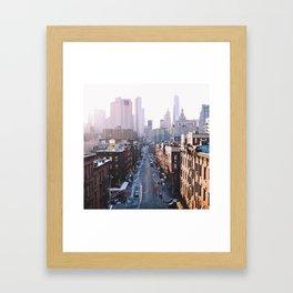 Chinatown, NYC Framed Art Print