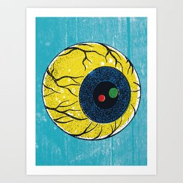 Audio Visual Club Art Print