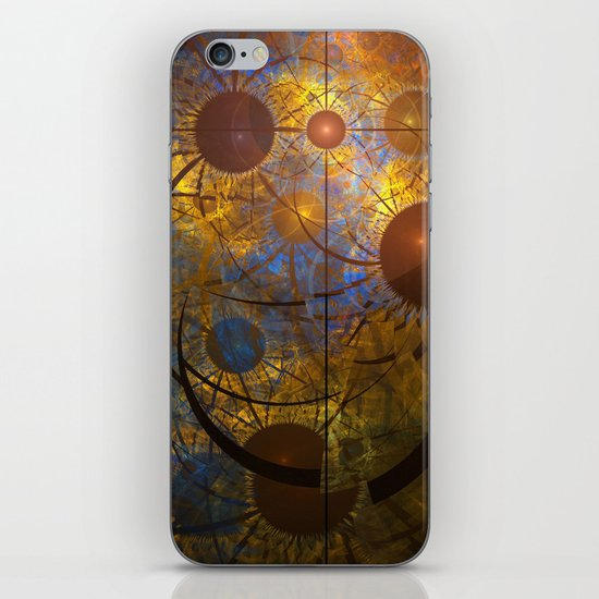 Signs in the Heavens iPhone & iPod Skin