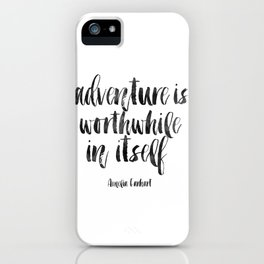 PRINTABLE Art Amelia Earhart,Adventure Time,Travel Gifts,Travel Poster,Adventure Awaits,Inspired iPhone Case