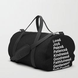 GALATIANS 5:22-23 Duffle Bag