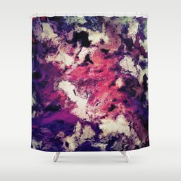 Ground Clearance Shower Curtain
