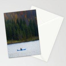 Kayak Time Stationery Cards