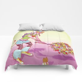 Modern Warrior 1 Comforters