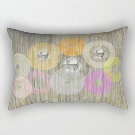 THE BACKLIT DEERS Rectangular Pillow