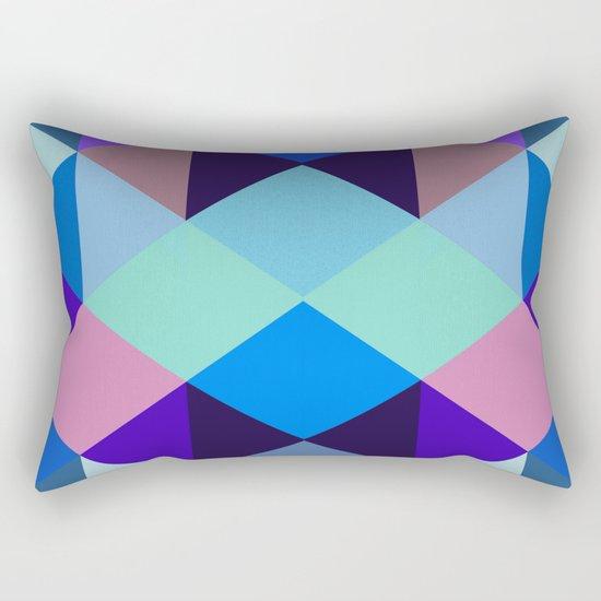 Abstract #375 Rectangular Pillow