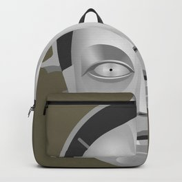 Metropolis Robot Backpack