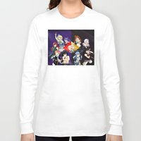 fairy tail Long Sleeve T-shirts featuring Fairy Tail Chapter 440 by Minty Cocoa
