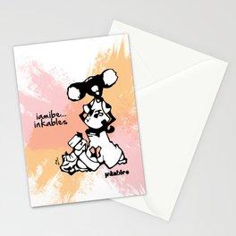 amthatshorty Stationery Cards