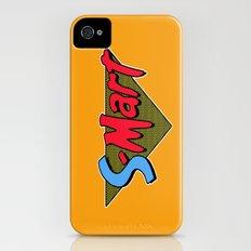 S-mart : Army of Darkness Orange Badge  Slim Case iPhone (4, 4s)