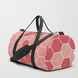 Six corners pattern 31 Duffle Bag