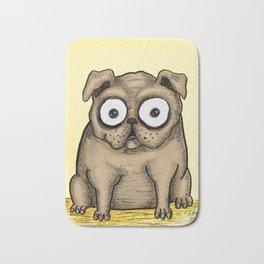 Chub pug Bath Mat