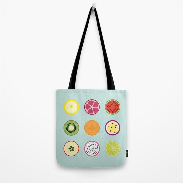 Fruity Tote Bag