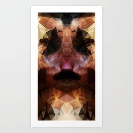 without identity Art Print