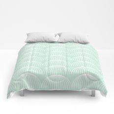 Geometric Umbrellas by Friztin Comforters