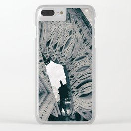 Babel Clear iPhone Case