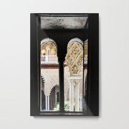 Arches of the arches of the arches Metal Print