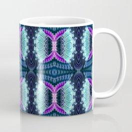Symmetrical Art // Geometric Art // 2021_016 Coffee Mug